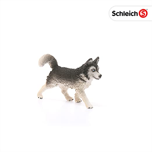 nouveau Schleich-Farm World-husky 16835 animaux domestiques