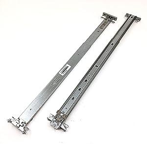HP 616992-001 SFF DL380 DL385 G6 G7 2u Sliding Mount Rail Rack Kit Inner & Outer (Certified Refurbished)