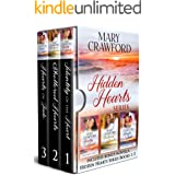 Hidden Hearts Series 1-3 (Hidden Hearts Collection Book 1)