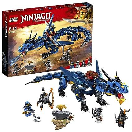 Amazon.com: LEGO 70652 Ninjago - Juego de moldes (493 piezas ...