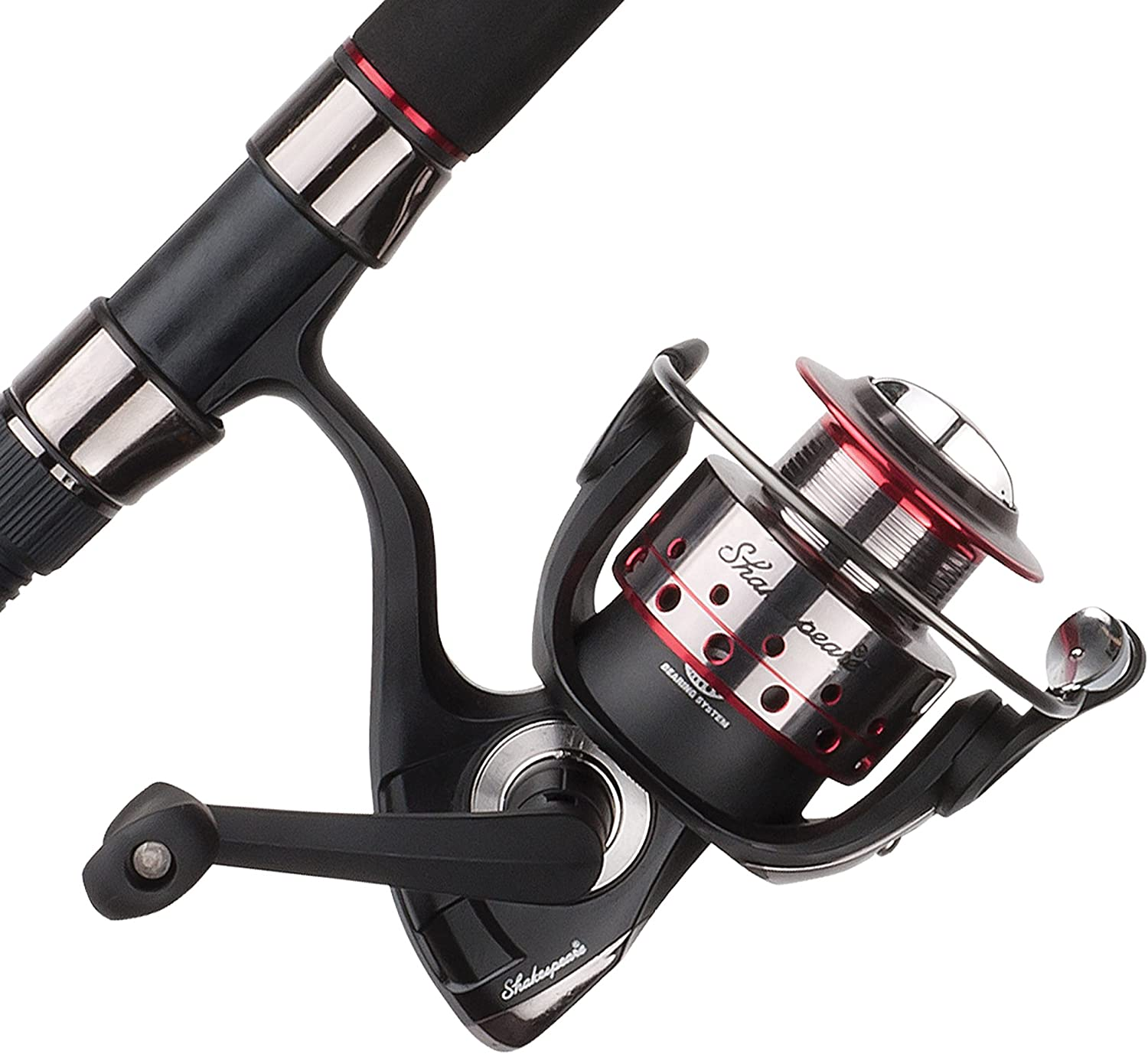 freshwater reels with rod