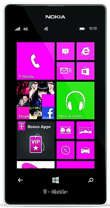 Review Nokia Lumia 521 T-Mobile