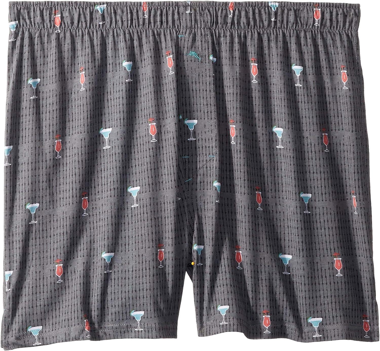 Tommy Bahama Mens Woven Boxer Shorts