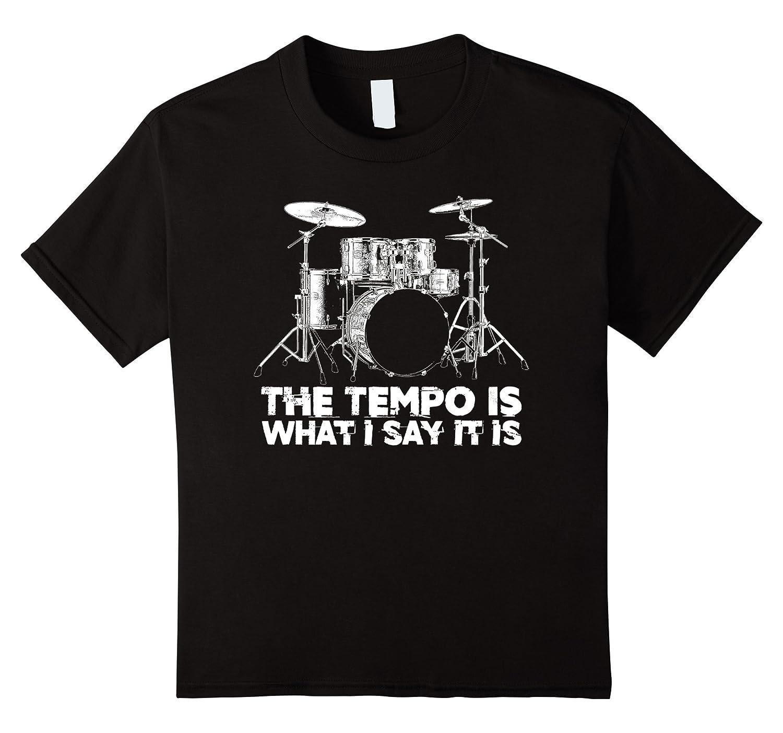 Funny Humor Drummer Shirt Member