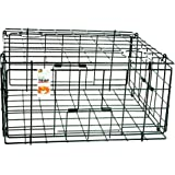 Danielson Pacific FTC Crab Trap-24in x 24in x 13in,Blue