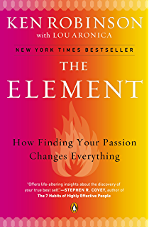 Amazon Com Finding Your Element How To Discover Your Talents And