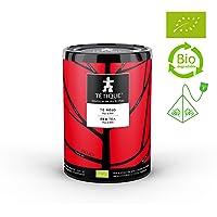 TÉTIQUE Té Rojo China Pu-Erh orgánico con certificado