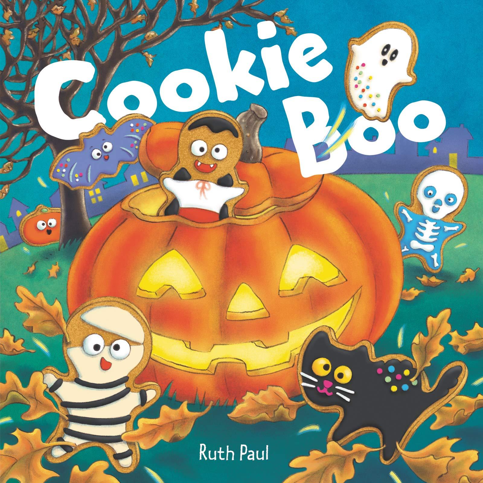 Amazon.com: Cookie Boo: 9780062869562: Paul, Ruth, Paul, Ruth: Books