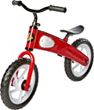 Eurotrike Glide Balance Bike - Red