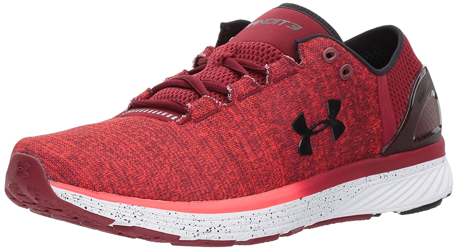 Under Armour Women's Charged Bandit 3 Running Shoe B01N6BCW9A 7 M US|Marathon Red (602)/Cardinal