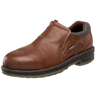 18df6284b0fc Amazon.com  Wolverine Men s Marcum Slip On  Shoes