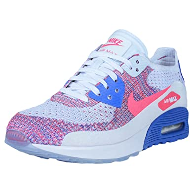 air max 90 flyknit blue