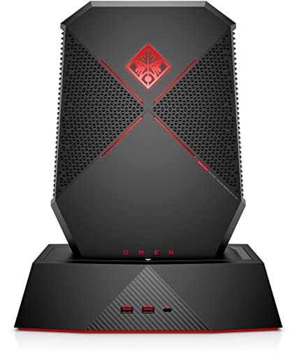 HP Omen X P1000 – 030 NG Gaming PC (Intel Core i7 – 7820hk, 2,9 ...