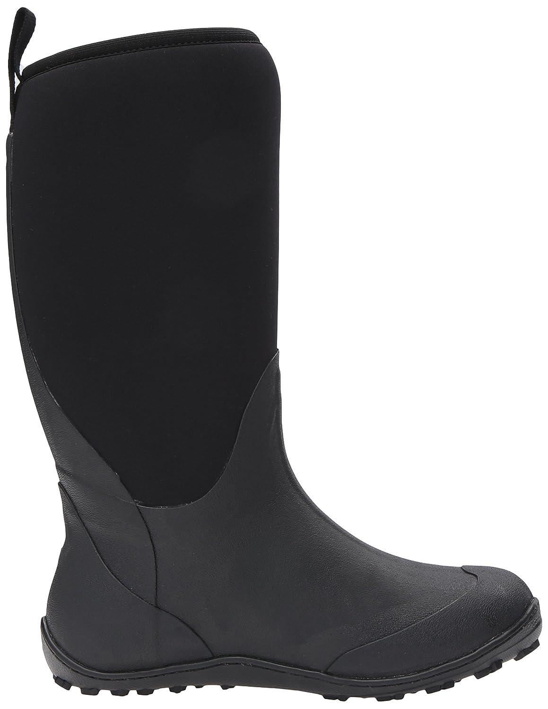 Columbia Women's Snowpow Tall Omni-Heat Snow Boot B0183Q9B6G 8 B(M) US|Black, Light Grey