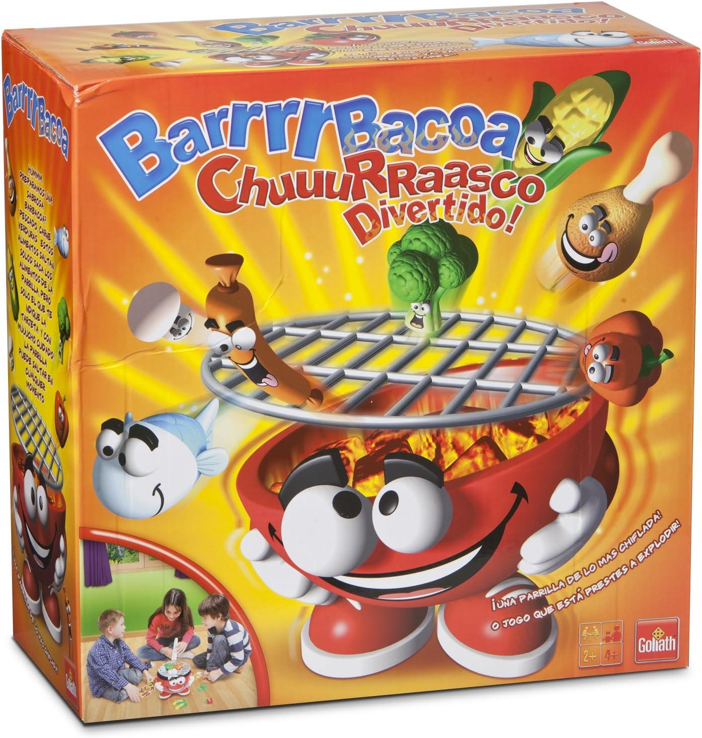 Goliath - Barbacoa, Juego de Mesa (30.632): Amazon.es: Juguetes y juegos