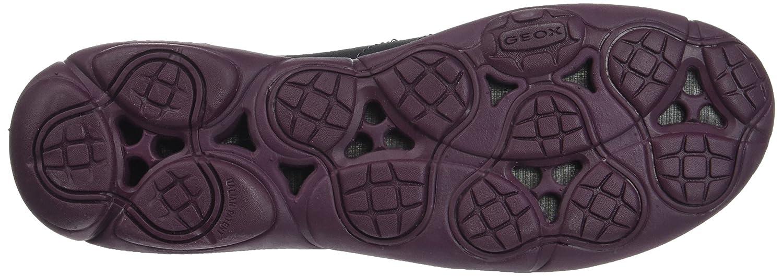 Geox Womens D Nebula G Sneakers