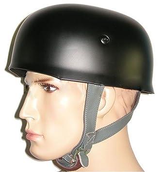 NuoYa005 coleccionable WW2 alemán M38 réplica casco M40 M42 M38-Black