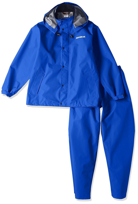 (コウシンゴム)kohshin rubber(コウシンゴム) 全天候型3層構造スーツ モトラス(男女兼用) 67596 B011AQWUQY 日本 M-(日本サイズM相当)|ブルー ブルー 日本 M-(日本サイズM相当)