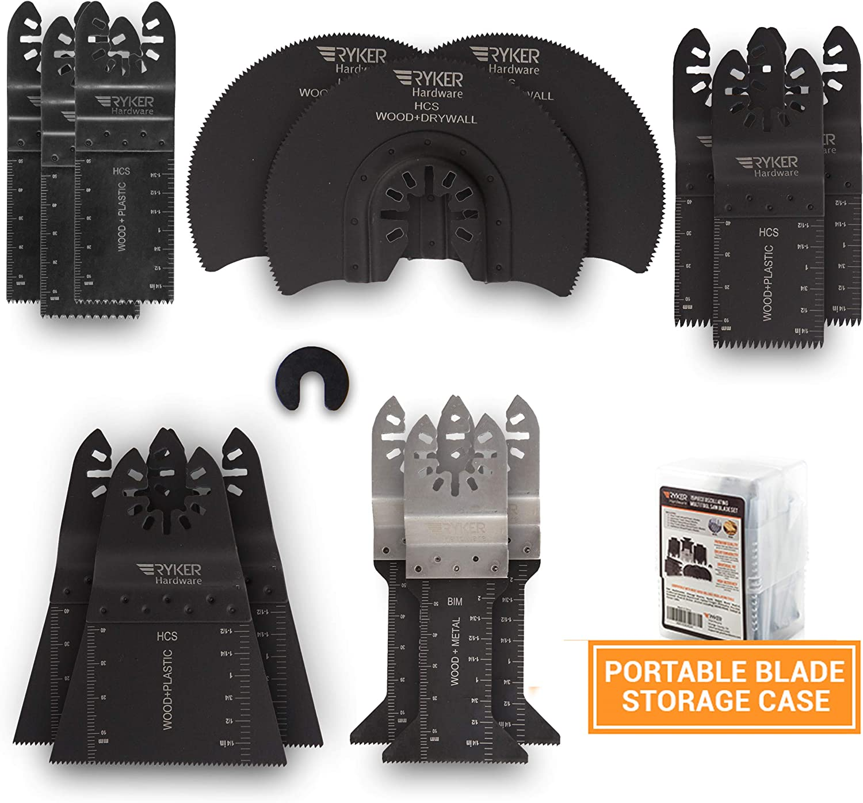 Fein 10 Bi Metal //Fine Wood Blade Startlock Plus//Max Quick Release for Bosch