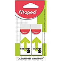 Maped 116068 Technic 600 Eraser Pink2