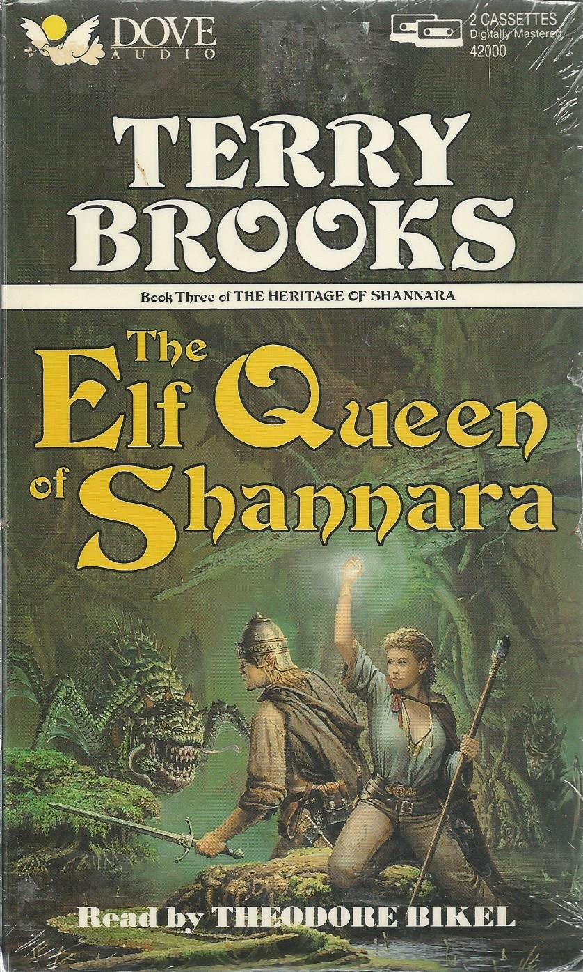 Download The Elf Queen Of Shannara Heritage Of Shannara 3 By Terry Brooks