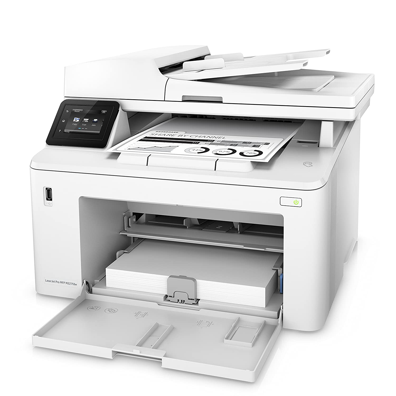 HP Laserjet Pro M227fdw - Impresora láser multifunción (Mono ...
