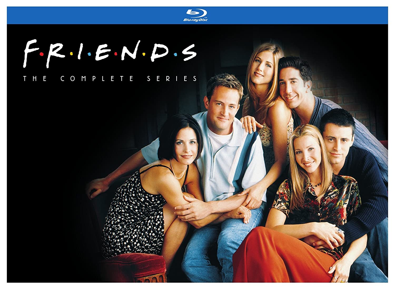 Friends: The Complete Series Collection [Blu-ray] [Import] B008D19WBQ