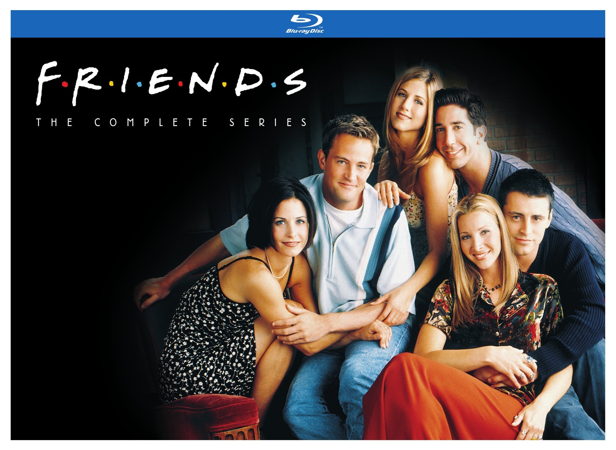 Friends: The Complete Series [Blu-ray] by FilmFuss.com