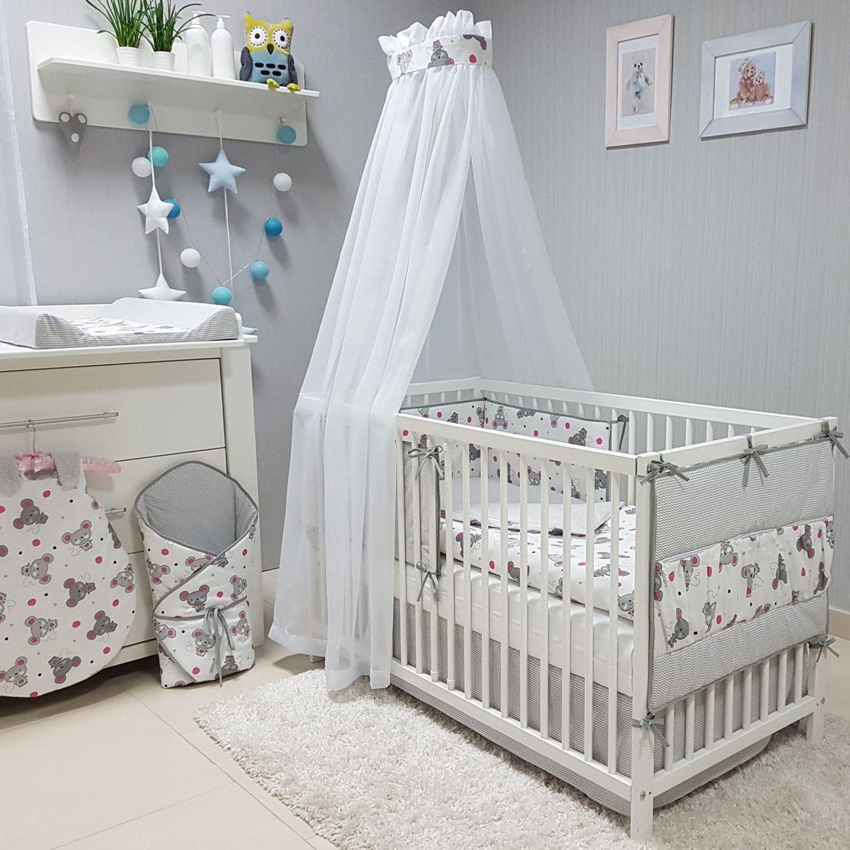 Baby-Joy Wickelauflage Zick Zack Linie 100/% Baumwolle Wickeltischauflage 01 Punkte