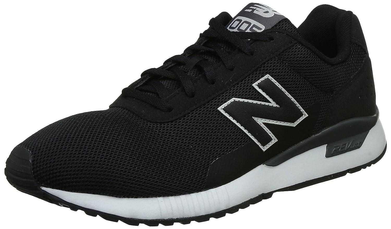 Noir (noir blanc Ya) New Balance 005, Running Homme 45 EU