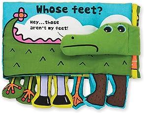 Melissa & Doug Playset Whose Feet?