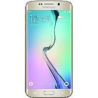 Samsung Galaxy S6 Edge, Gold Platinum 64GB (AT&T)