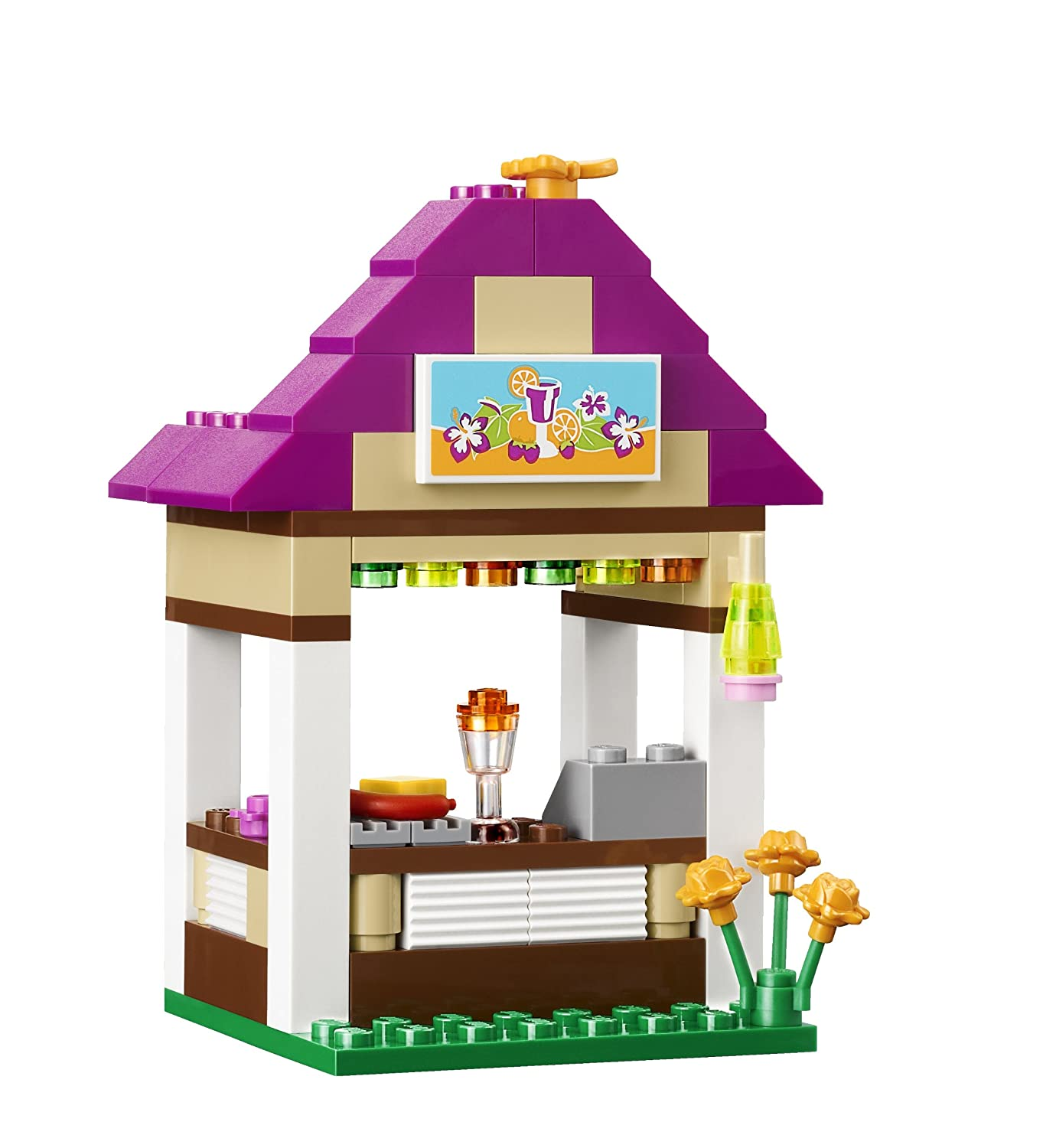 Buy Lego Friends Heartlake City Pool 41008 Online At Low Prices In