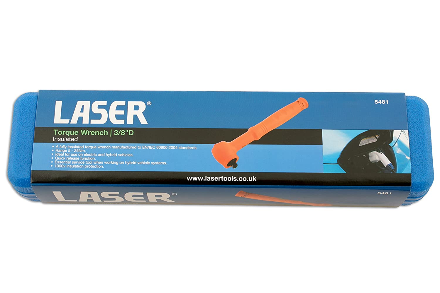Laser 5481 Insulated Torque Wrench