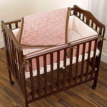 Amazon.com: Daniella 3 piezas Juego de cama de bebé ...
