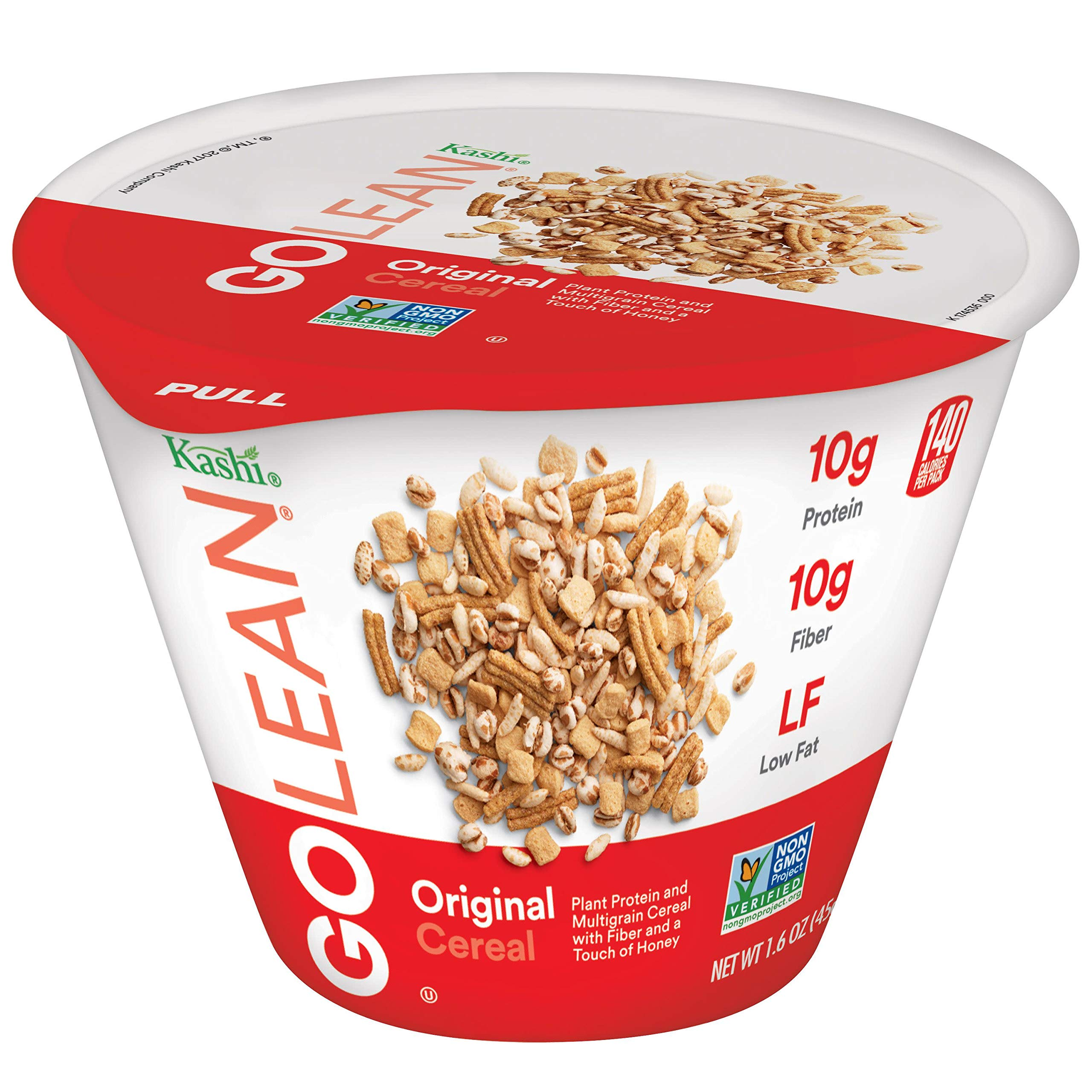 Amazon.com: Kashi GOLEAN, Breakfast Cereal In A Cup