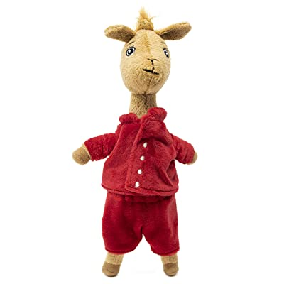 "KIDS PREFERRED Llama Llama Red Pajama Beanbag Stuffed Animal Plush Toy, 10"": Toys & Games"