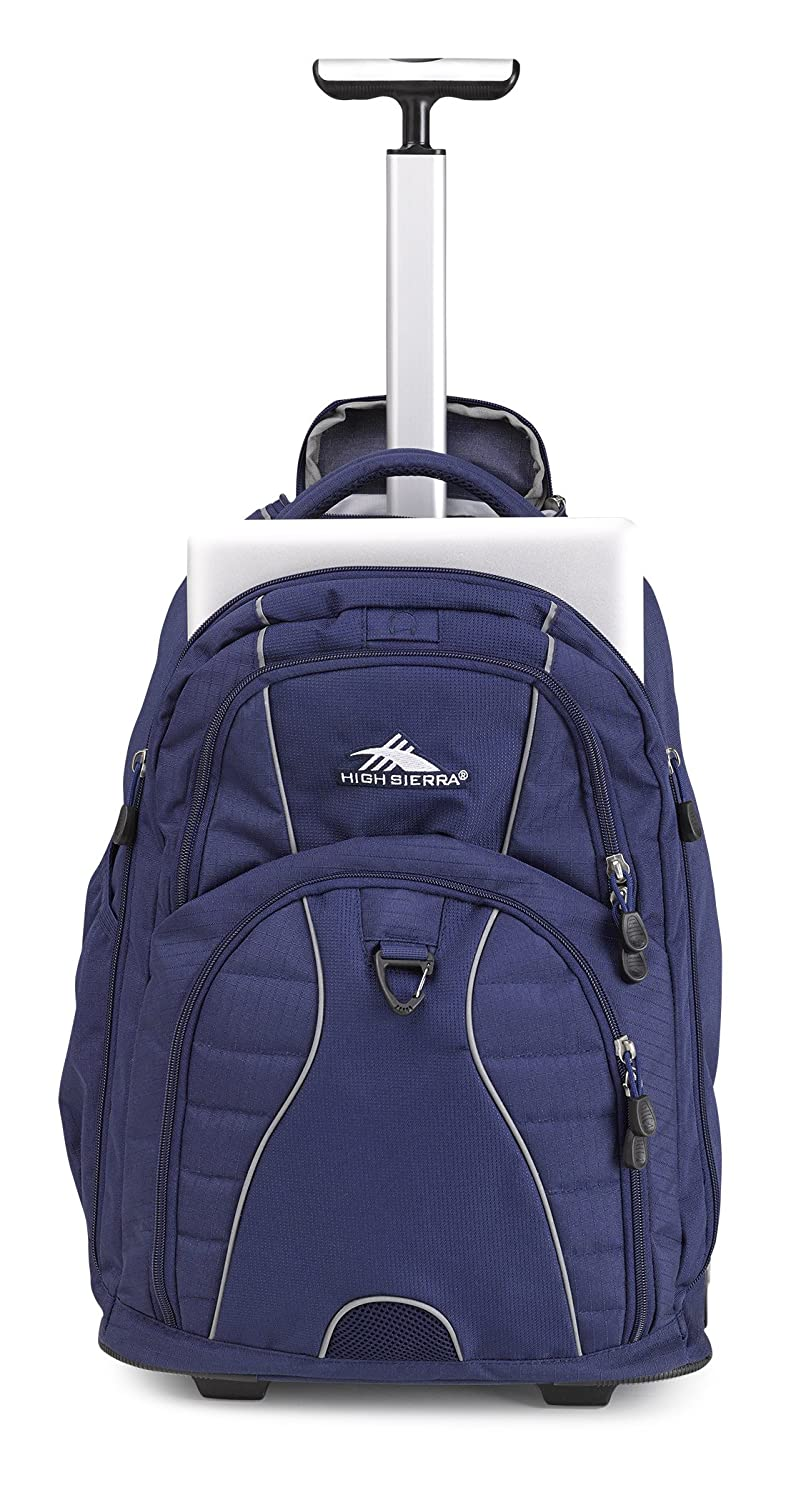Best Rolling Laptop Backpacks For College Students On Sale - Reviews & Ratings