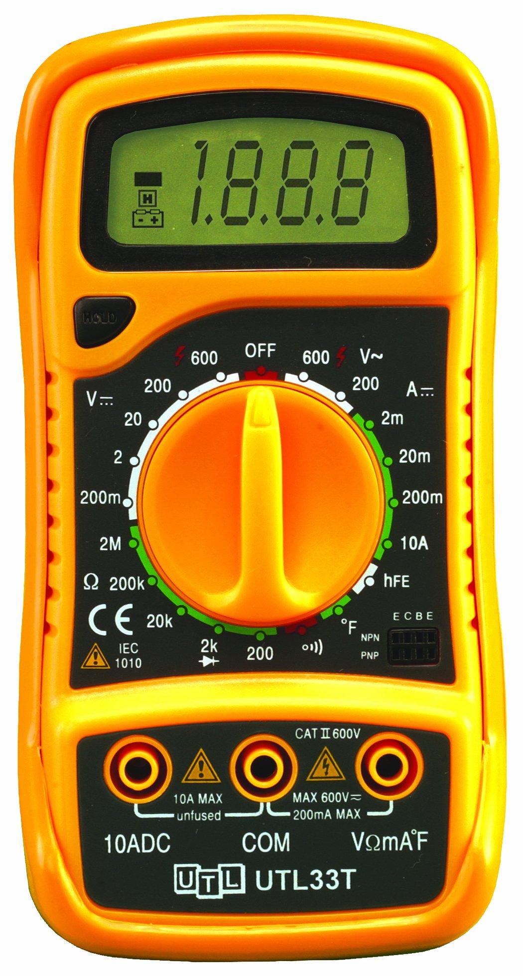 UEi Test Instruments  UTL33T Digital MultiMeter