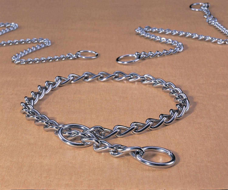Hamilton Heavy Choke Chain Dog Collar C3020A