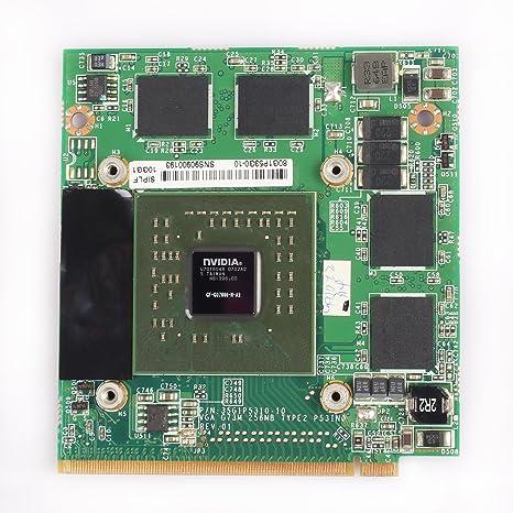 asunflower® Nvidia 7600 gf-g07600-n-a2 256 M DDR2 MXM II VGA ...