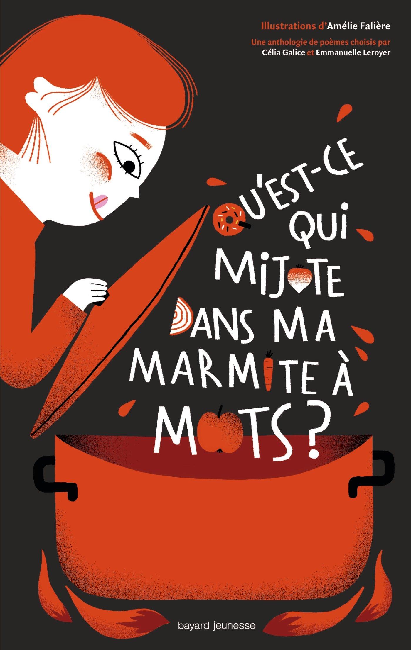 Qu Est Ce Qui Mijote Dans Ma Marmite A Mots Bay Anthologie