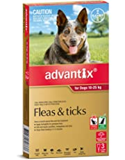 Advantix Pet Meds Dog 10-25Kg Red 3