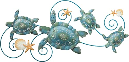 Regal Art and Gift 5073 Sea Turtle Wall Decor, 31 , Blue