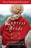 The Express Bride (FREE PREVIEW) (Daughters of the Mayflower Book 9)