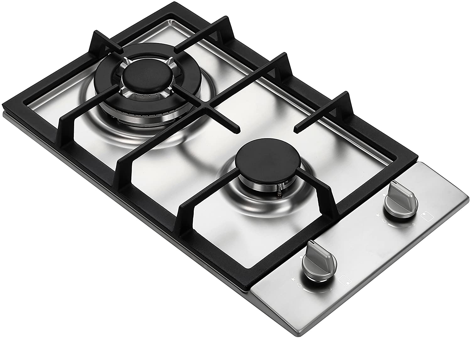Amazon.com: Ramblewood GC2-37P - Placa de cocina de gas de ...