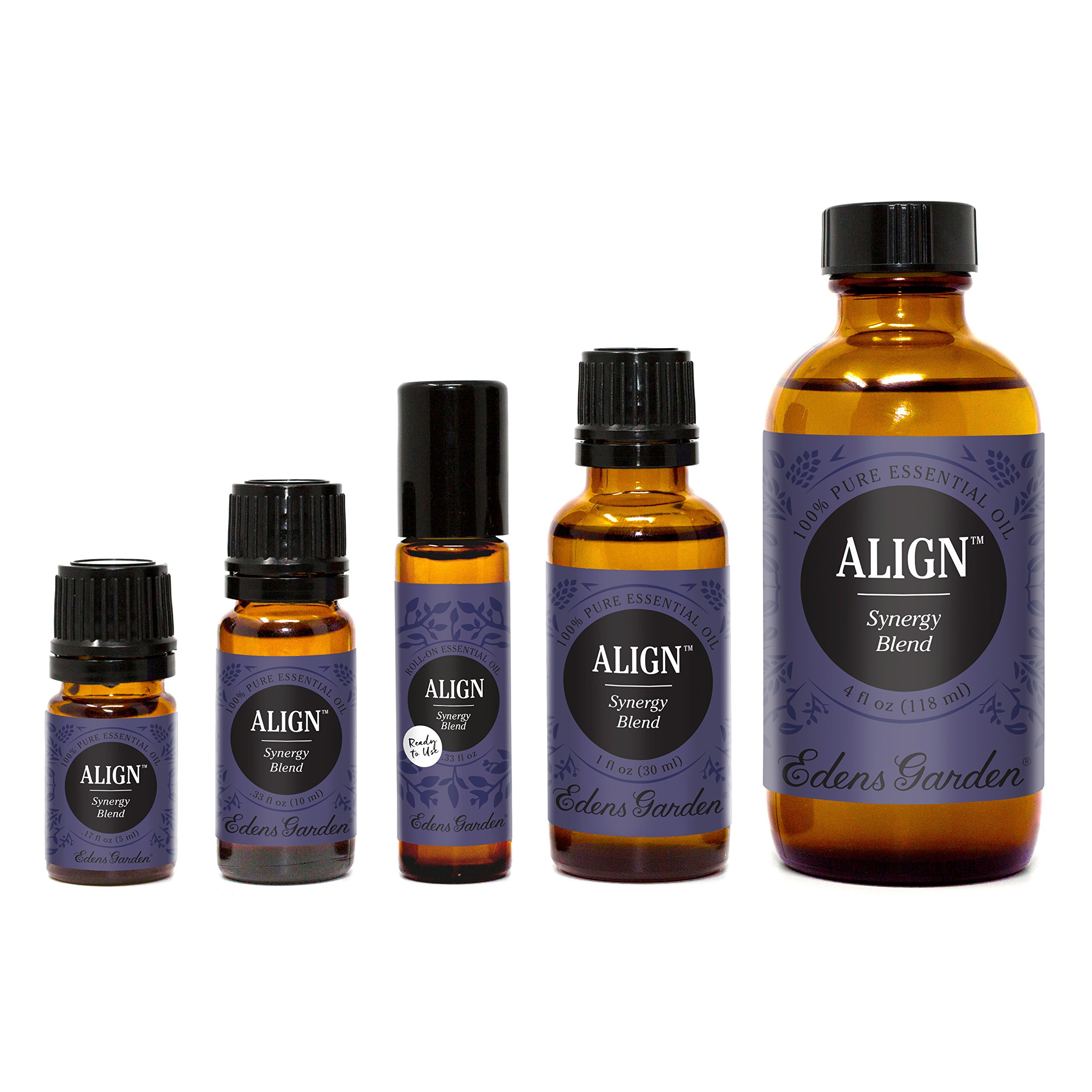 Edens Garden Align Essential Oil Synergy Blend, 100% Pure Therapeutic Grade (Highest Quality Aromatherapy Oils- Allergies & Anxiety), 10 ml by Edens Garden