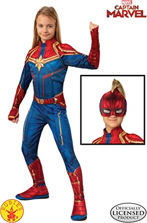 Captain America Ages 4 7 Girls Fancy Dress Marvel Superhero Kids Childs Costume Her cosmic powers and leadership are needed more than ever as the universe's heroes risk it all. شرکت نورآئین تهران