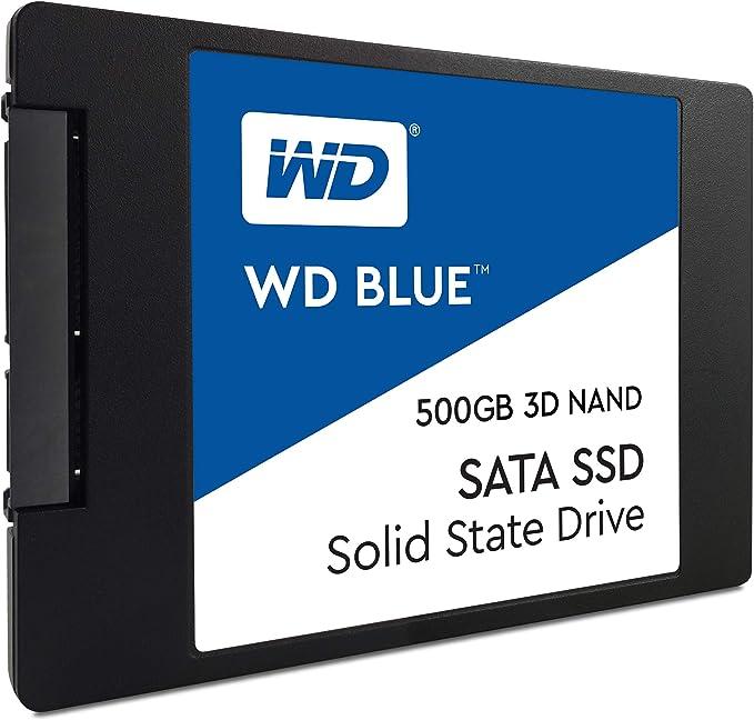 Western Digital WDS500G2B0A WD Blue - Disco de estado sólido ...