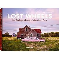 Lost wheels. The nostalgic beauty of abandoned cars